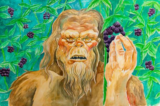 Blackberry Bigfoot