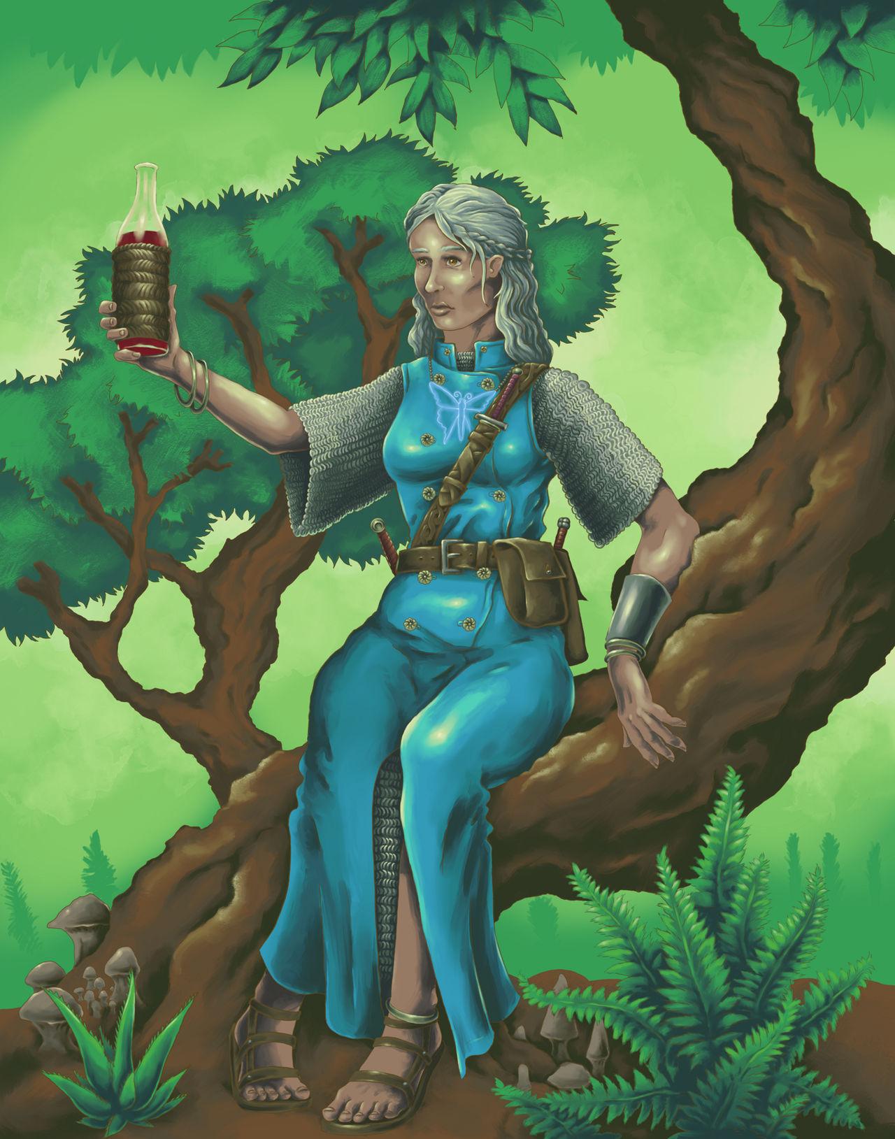 Nature Cleric