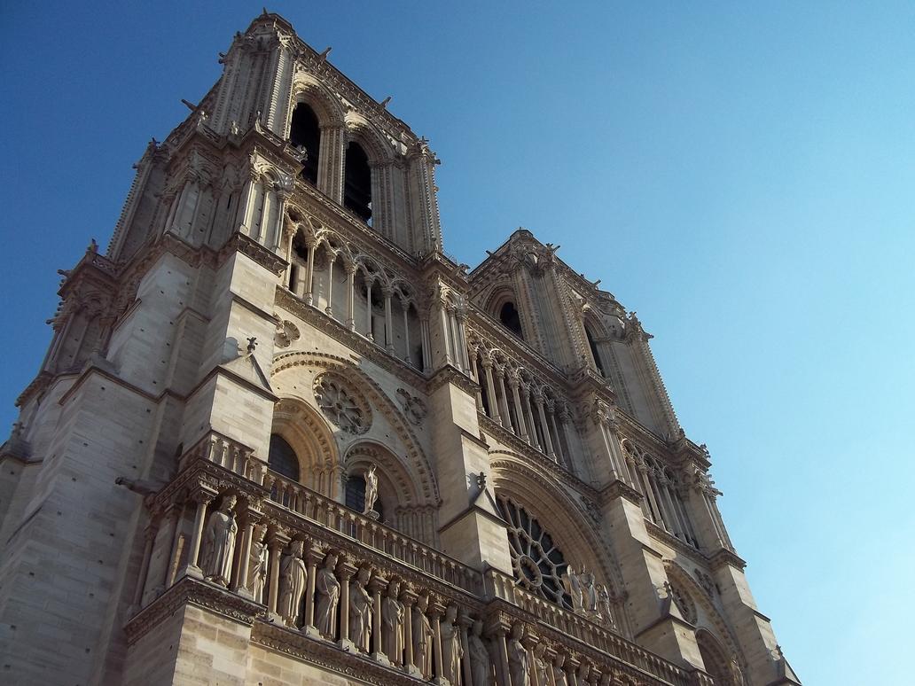 Paris 2011 - Notre Dame I by Ammoniite