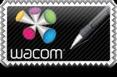 Stamp Wacom by EFQ