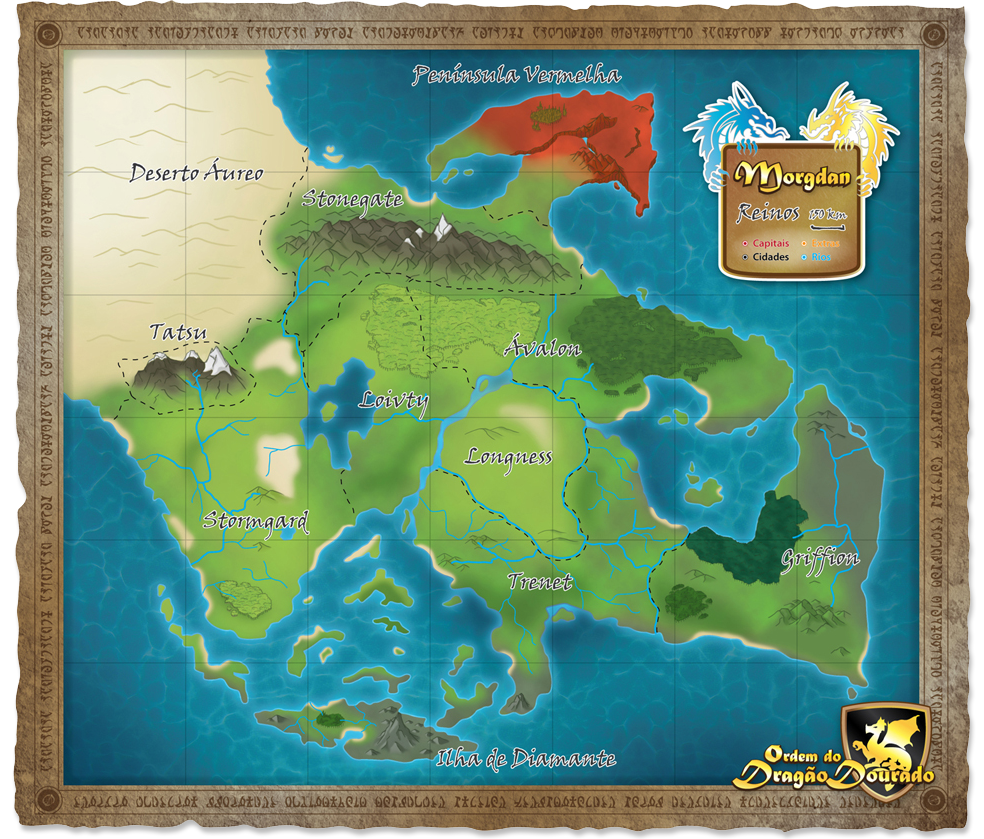 Morgdan Map by EFQ