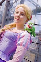 Rapunzel Cosplay by Miru-sama