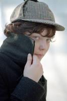 Sherlock Holmes [BBC] Costume by Miru-sama