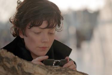 Sherlock Holmes [BBC] Costume - magnifying glass by Miru-sama