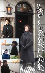 Sherlock [BBC] in London
