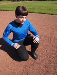 Spock [Star Trek] Costume