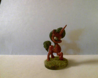 Pony Miniature #2 by High-Deprogrammer