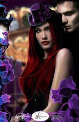 PLIGHT OF THE DRAGON - Debra Kristi Cover Art