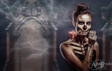 The bone whisperer Artwork