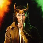 Loki by SamCuckoo