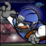 Football Badassbuddy.com Avie by cgianelloni