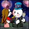 New Year Badassbuddy.com Avie by cgianelloni