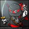Ninja Badassbuddy.com Avie by cgianelloni