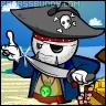 Pirate Badassbuddy.com Avie by cgianelloni