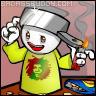 Pot Head Badassbuddy.com Avie