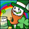 St. Patty Badassbuddy.com Avie by cgianelloni
