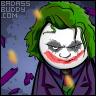 Joker Badassbuddy.com Avie by cgianelloni