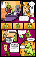 One Shot comic - pg. 4 by cgianelloni