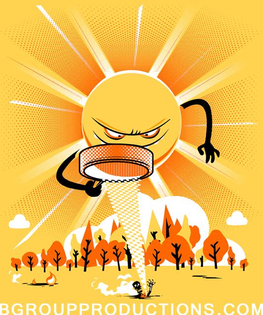 Sun-Burnt by cgianelloni
