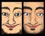 Self Portrait Test