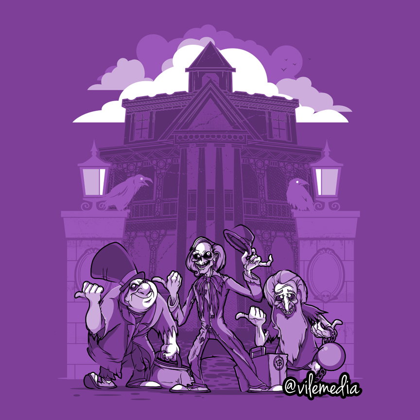 Haunted Mansion by cgianelloni