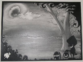 Trick or Treat by cgianelloni