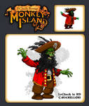 LeChuck in HD
