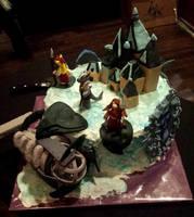 VancouFur 2016 GOH Dinner Cake by Vancoufur