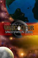 VancouFur 2017 - Space Station Zebra by Vancoufur