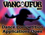 VF2017 - Dance Comp Applications OPEN