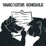 VancouFur 2017 - Schedule ONLINE