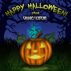Happy Halloween from Vancoufur by Vancoufur