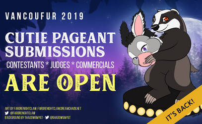 Fursuit Cutie Pageant returns for 2019!