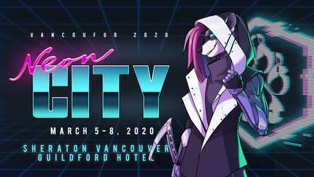 Vancoufur2020: Neon City