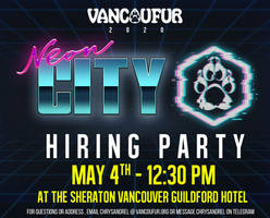 VF2020: Hiring party May 4th