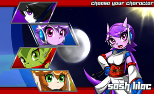 FP2 Classic characters selection screen