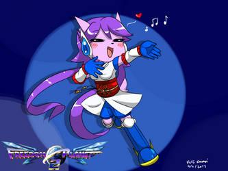 Singing Lilac by KenjiKanzaki05