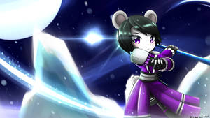 Neera Li the panda girl by KenjiKanzaki05