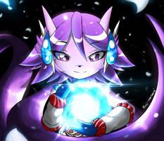 Sash Lilac with kingdom stone by KenjiKanzaki05
