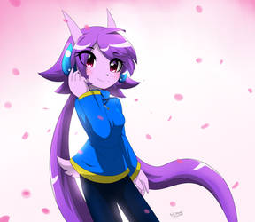 Sash Lilac FPL by KenjiKanzaki05