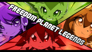 Freedom Planet Ultra Style