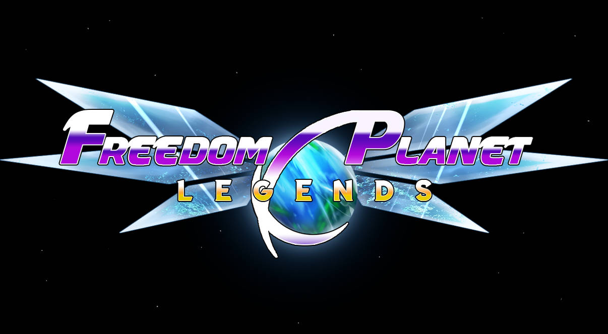 Freedom Planet Legends Title 2019