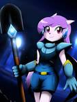 Shovel Knight Lilac