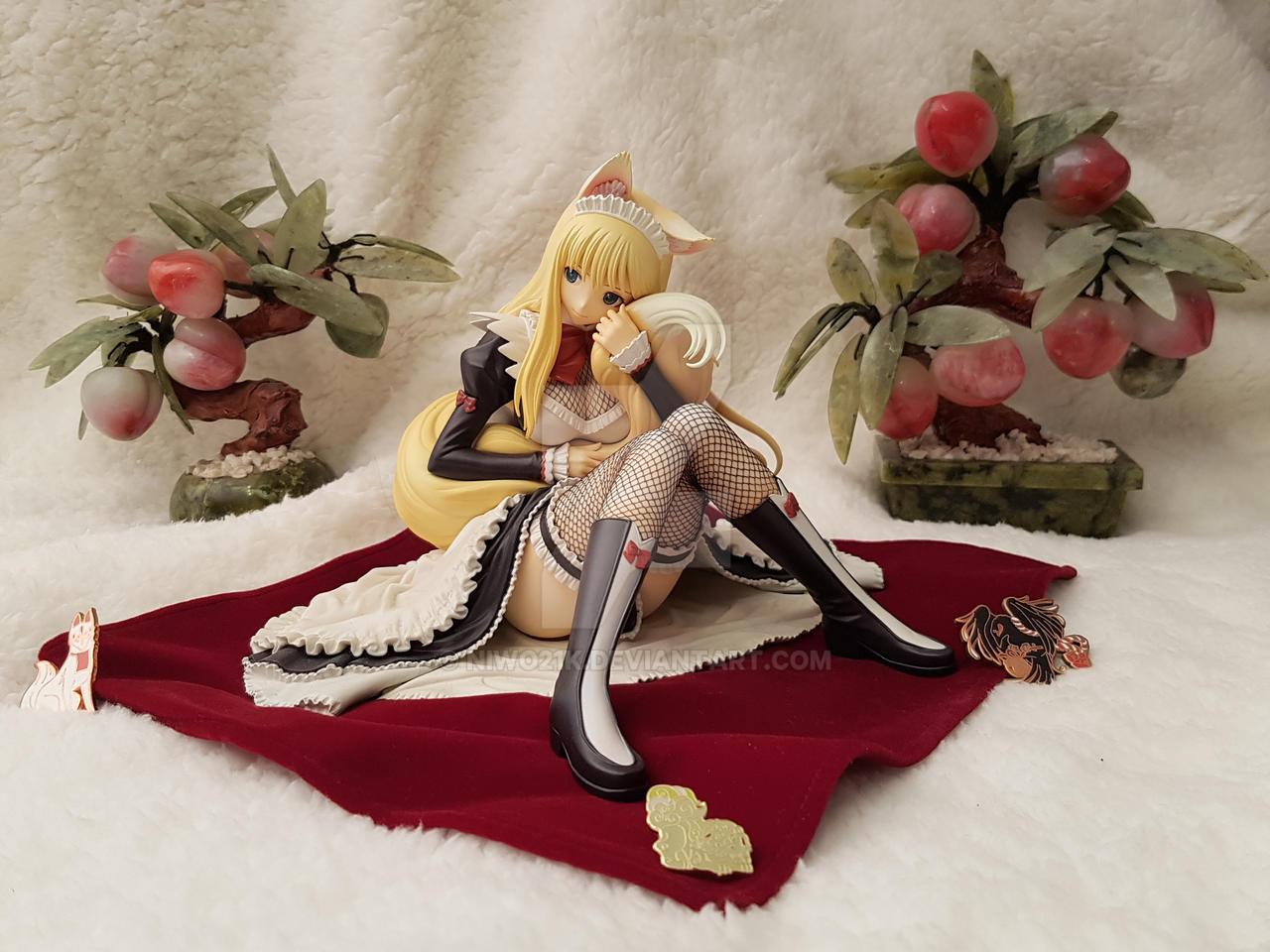 Sweet Lorna Murasame - for Ogawa Burukku by NiWo21k