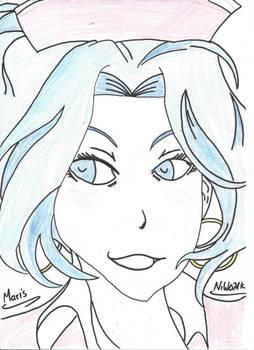 Maris from FaLLEN (Doodle)