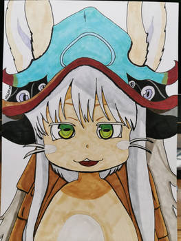 Nanachi from Made in Abyss (Doodle) + Video