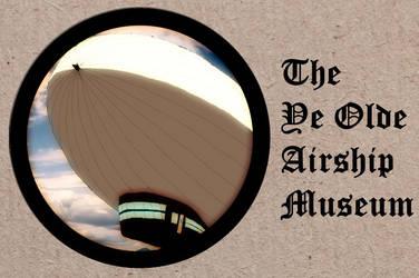 Logo for fictional Museum