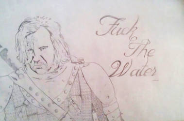 Game Of Thrones - Sandor by Ra-Shell