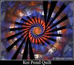 Koi Pond Quilt