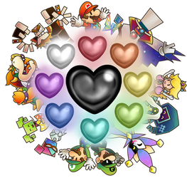 Super Paper Mario by MuzYoshi
